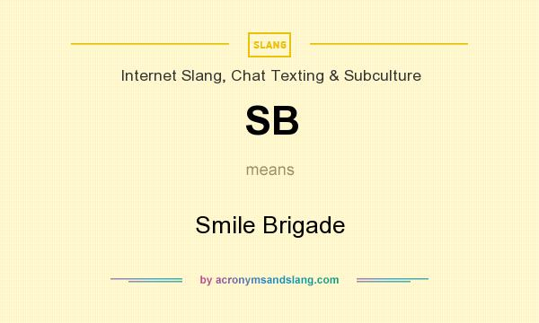 What Does Sb Mean In Texting