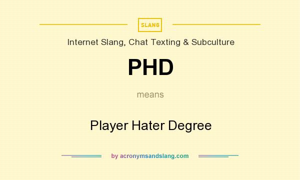 player slang meaning