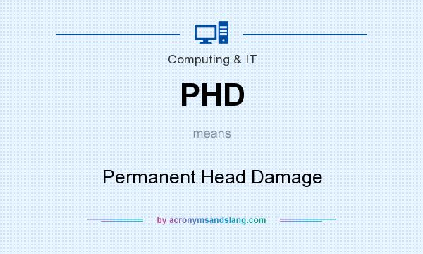 Means of phd