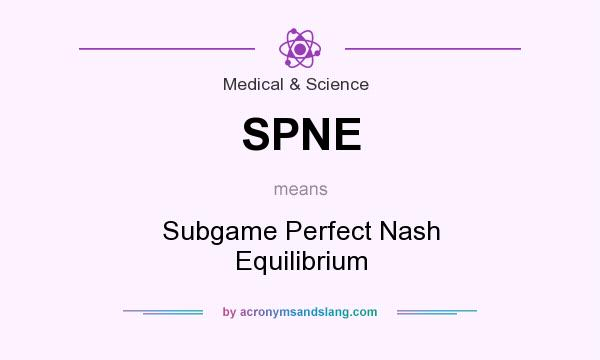 Spne Subgame Perfect Nash Equilibrium By Acronymsandslang Com