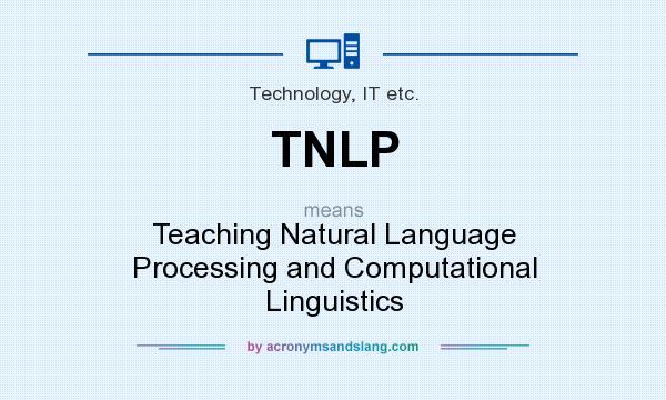 nlp in language teaching