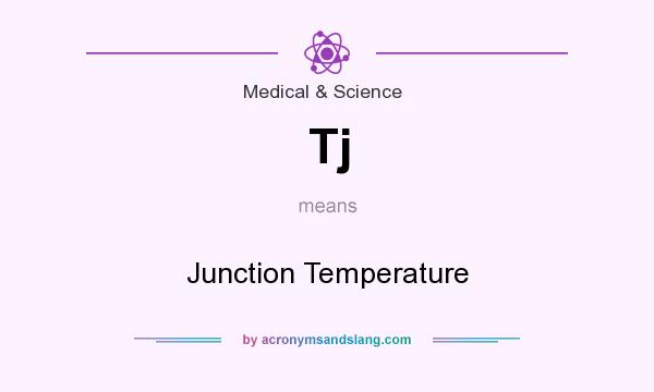What does Tj mean? It stands for Junction Temperature