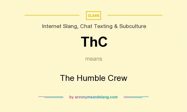 Images - What does thc stand for in texting
