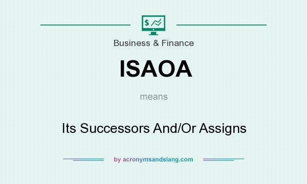 Successors and assigns
