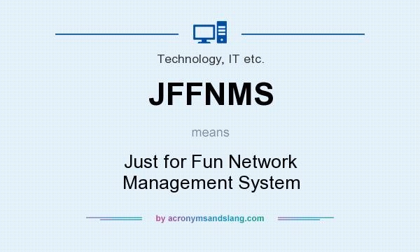 What does JFFNMS mean? It stands for Just for Fun Network Management System
