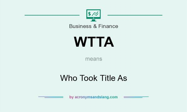business title meaning in