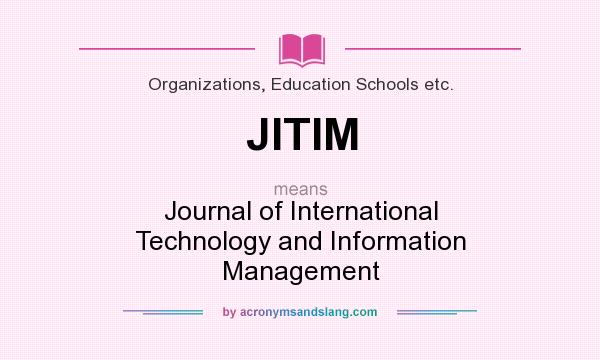 information management journal