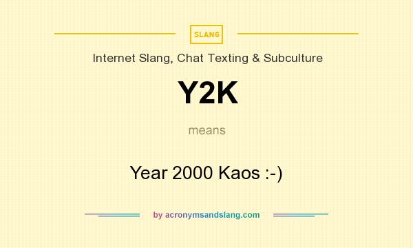 an introduction to the issue of y2k in the year 2000 The year 2000 (y2k) issue provides a good example of these costs if organizations had decided during the 1960s, 1970s, and 1980s that all dates would need four characters to represent the year instead of two characters, they would have saved billions of dollars.