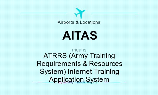 What Does Aitas Mean Definition Of Aitas Aitas Stands For Atrrs