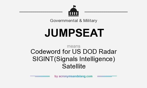 What does JUMPSEAT mean? - Definition of JUMPSEAT - JUMPSEAT stands