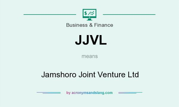 What does JJVL mean? It stands for Jamshoro Joint Venture Ltd