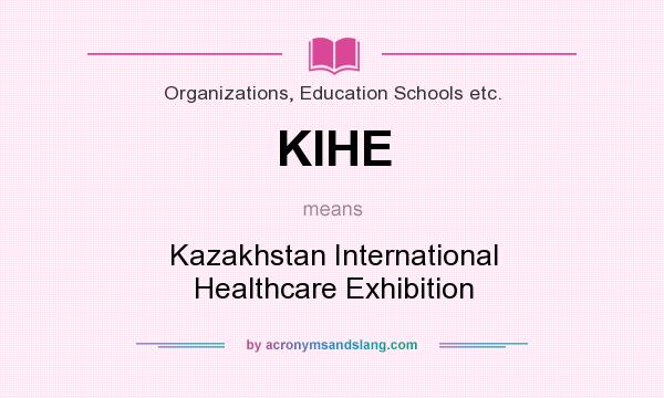 Exhibition Stand Definition : What does kihe mean definition of stands