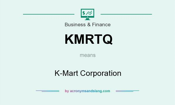 an overview of kmart corporation