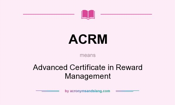 meaning of reward management This lesson examines strategic reward management, and how an organization can utilize a reward management plan to attract top talent and reduce.