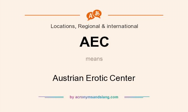 Speaking, erotic acronyms and abbreviations