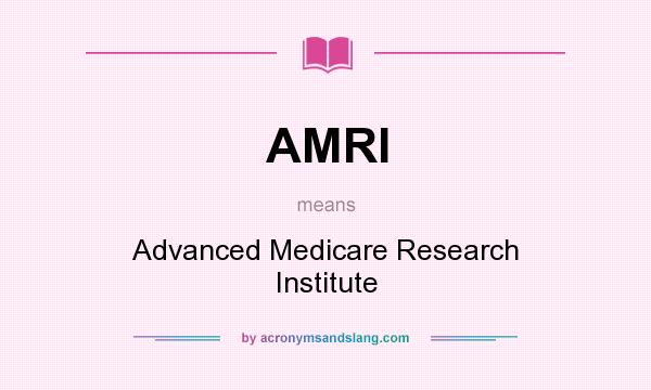 research in medical advancments