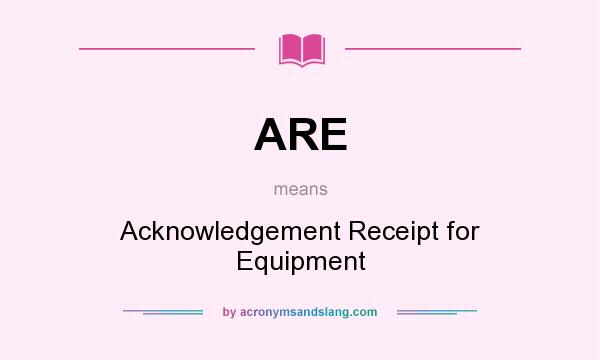 Are acknowledgement receipt for equipment in undefined by are acknowledgement receipt for equipment in undefined by acronymsandslang thecheapjerseys Gallery