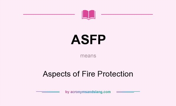 legal aspects of fire protection essay