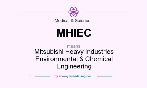 what does mhiec mean? - definition of mhiec - mhiec stands for