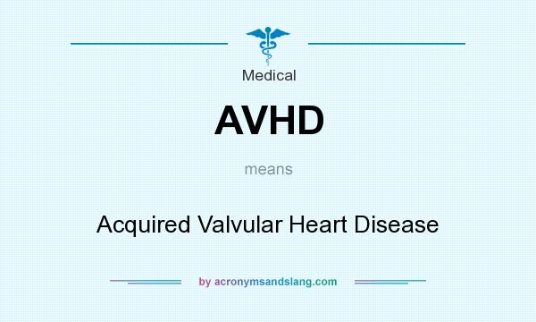 avhd disease