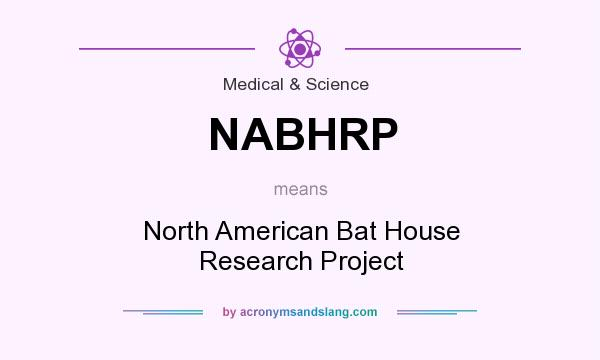 Bat house research project
