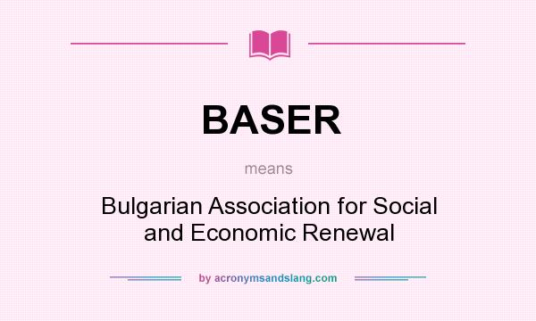 What does baser mean