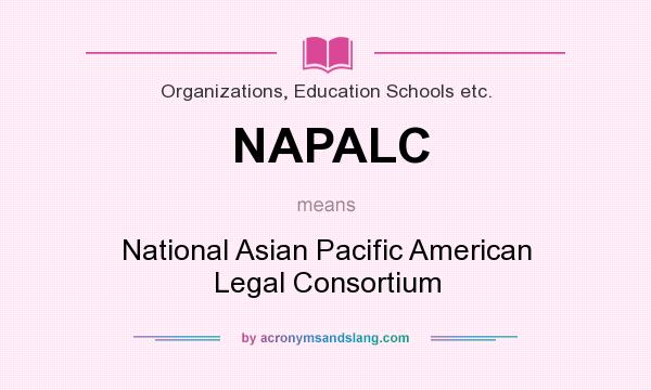 Asian pacific american legal consortium