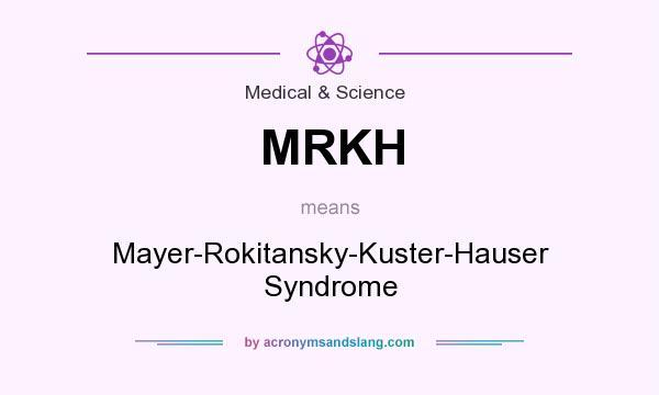 mayer rokitansky kuster hauser syndrome