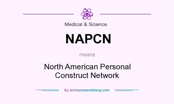 What does NAPCN mean? It stands for North American Personal Construct Network