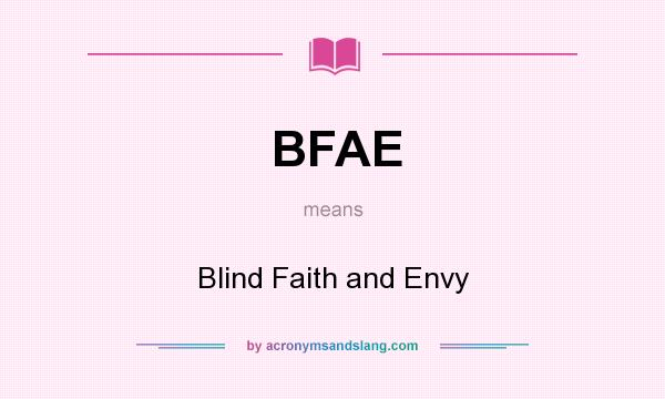What is meant by blind dating