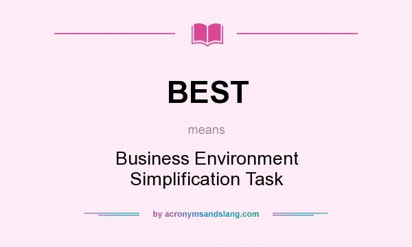 business environment task 1 and task