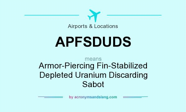 What does APFSDUDS mean? - Definition of APFSDUDS - APFSDUDS