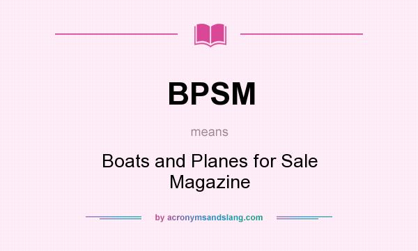 business bpsm