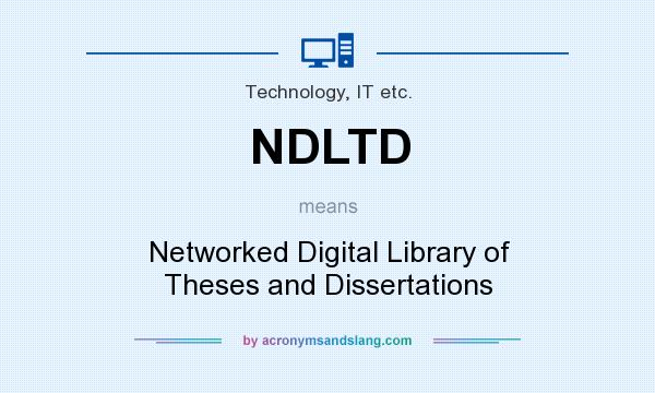 Digital library dissertation thesis