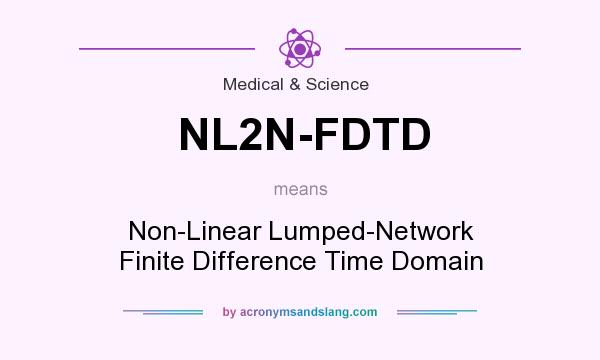 What does NL2N-FDTD mean? It stands for Non-Linear Lumped-Network Finite Difference Time Domain