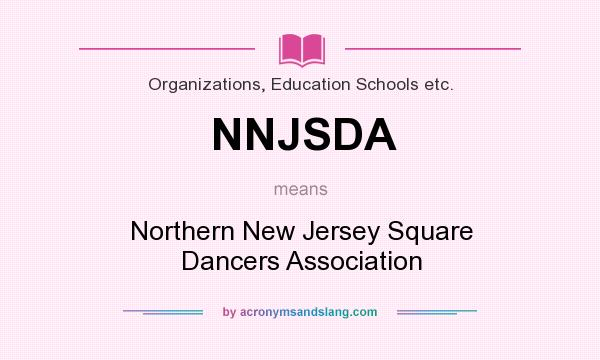 What does NNJSDA mean? It stands for Northern New Jersey Square Dancers Association
