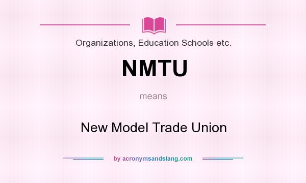 Trade Fair Stands Definition : What does nmtu mean definition of stands