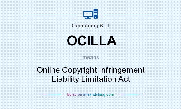 what does ocilla mean  - definition of ocilla
