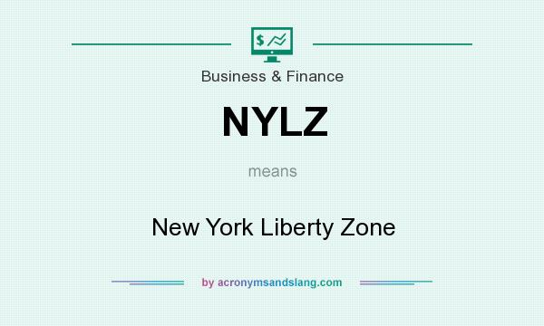 What does NYLZ mean? It stands for New York Liberty Zone