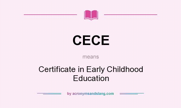 Online Early Education Certificate - Best Design Sertificate 2018
