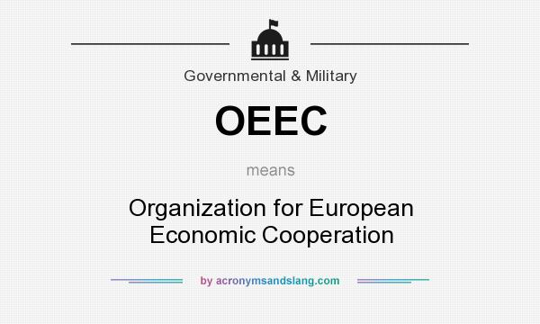 Image result for OEEC