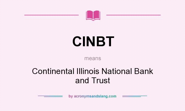 failure of continental illinois bank When continental illinois national bank and trust company failed in 1984, it was the largest bank failure in us history, and it remained so until the global financial crisis of 2007-08 one of the biggest and best banks of its time was also the first bank to be called too big to fail i should know.