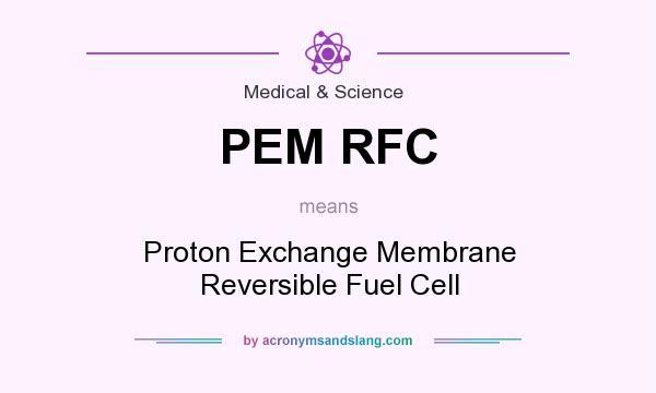 What does PEM RFC mean? - Definition of PEM RFC - PEM RFC
