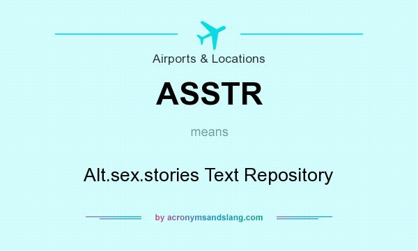 alt.sex.stories text repository