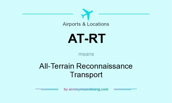 What Does Rt Mean >> What Does At Rt Mean Definition Of At Rt At Rt Stands For All