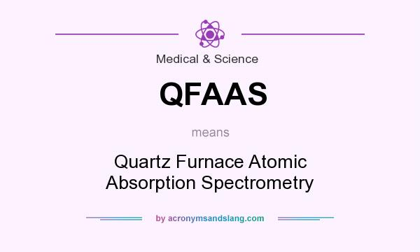 What does QFAAS mean? It stands for Quartz Furnace Atomic Absorption Spectrometry