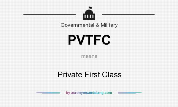 What Does PVTFC Mean
