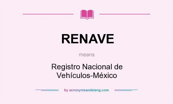 Renave