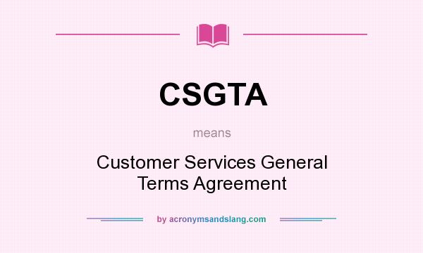 What Does Csgta Mean Definition Of Csgta Csgta Stands For