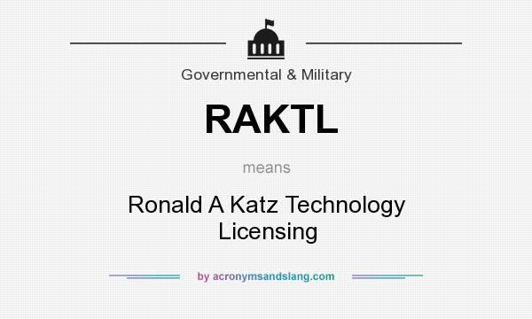 what does raktl mean definition of raktl raktl stands for